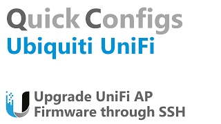 manually upgrade unifi firmware - TH-Clip