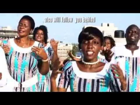 AIC Changombe Choir Iweni Safi Official Video