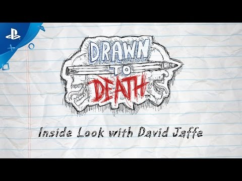 Drawn to Death - Inside Look with David Jaffe thumbnail