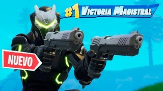 HAN VUELTO LAS PISTOLAS DUALES! FORTNITE: Battle Royale