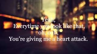 One Direction - Heart Attack (Lyrics on Screen & in Description) High Quality Mp3