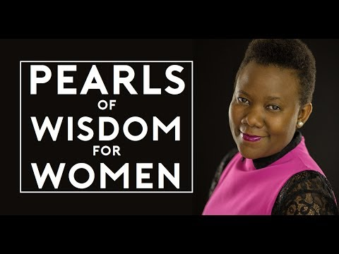 Pearls Of Wisdom For Women