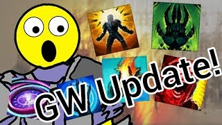 Massive Guild Wars Update - New Skills, Weapons And More!