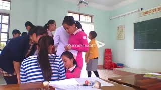 English club for students in Tinh Gia-part 2