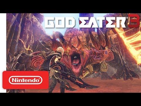 God Eater 3 - Announcement Trailer - Nintendo Switch