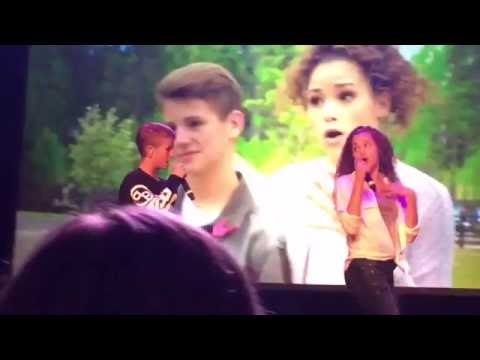 MattyB Performing Friend Zone (feat. Gracie Haschak)