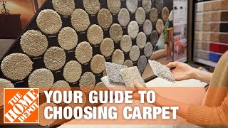 Your Guide to Choosing Carpet | The Home Depot