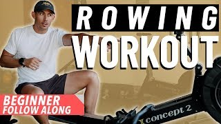 The First Rowing Workout You Should EVER DO!