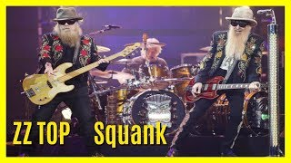 ZZ TOP Squank  (1971)