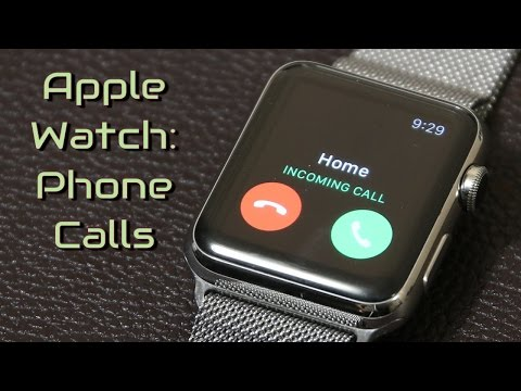 mp4 Apple Watch Series 1 Receive Calls, download Apple Watch Series 1 Receive Calls video klip Apple Watch Series 1 Receive Calls