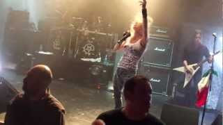 "Arch Enemy Live Mexico 2012 ""Behind The Smile"""