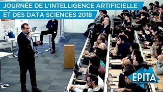 Journée de l'Intelligence Artificielle et des Data Sciences 2018