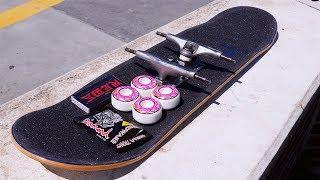 Brand New Complete Skateboard Setup   Morning Wood Skateboards