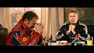 Talladega Nights, Baby Jesus Prayer