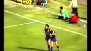 Bari - Fiorentina 2-1 - Coppa Italia 1983-84 - quarti di finale - andata