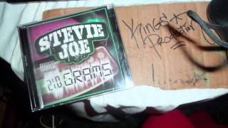 Stevie Joe- So Serious Feat Armani Depaul NEW 2011