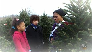 Family Cannot Afford Christmas Tree | What Would You Do? | WWYD