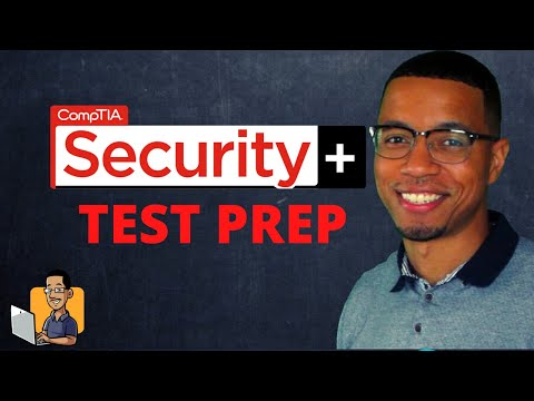 SECURITY + TEST PREP | PASSING SECURITY+ IN 2020 - YouTube