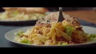 【超簡易味美料多義大利麵】波隆那經典羅勒烤小捲/鮭魚 肉醬麵