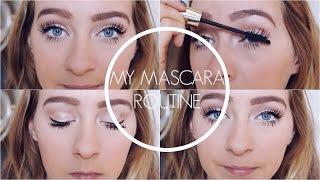 My Mascara Routine/ Tips And Tricks | ZaraForever