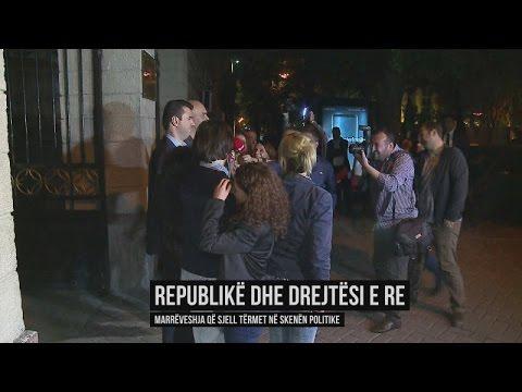 Marrëveshja që sjell tërmet në skenën politike - Top Channel Albania - News - Lajme