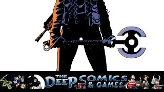 Comic Book Previews 02/22/17 The DeeP Comics and Games