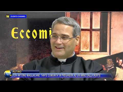 Don Antonio Magliacane: tante comunità in preghiera ad un anno dalla morte