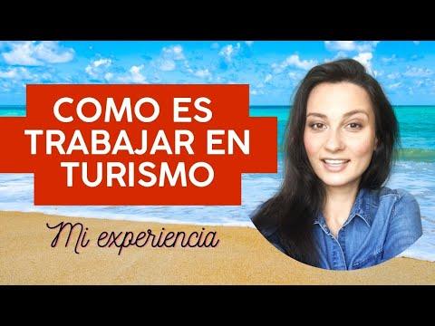 Como es el trabajo en turismo / Estudiar para agente de viajes  + SORTEO x los 5K