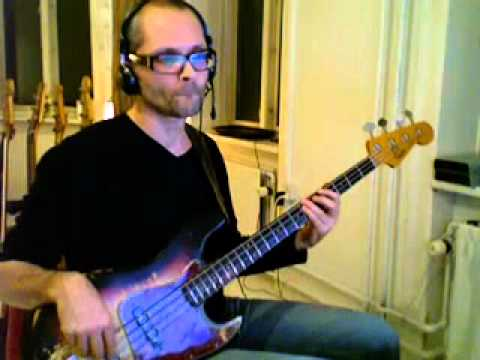 Didnt do it - Jermaine Jackson - Bass play along
