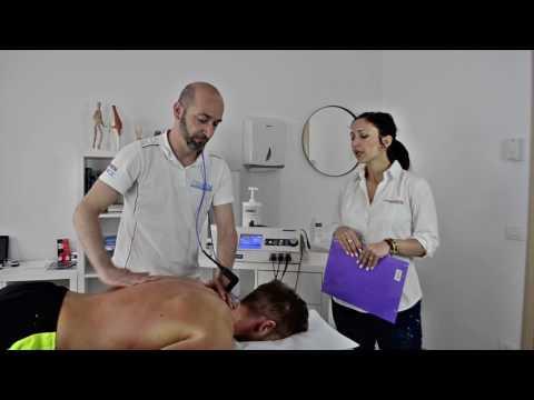 20 minuti contro cervicothoracic osteochondrosis