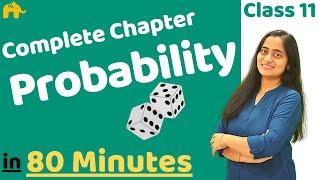 Probability   Class 11 Maths