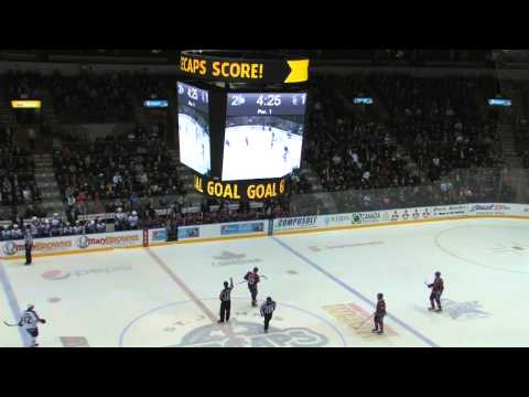Highlights: Bulldogs 4 IceCaps 3 (SO)