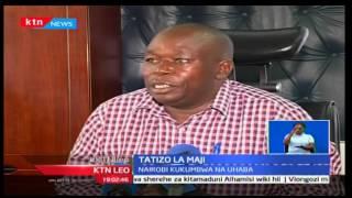 Jiji la Nairobi kukumbwa na uhaba wa maji kwa miezi nne