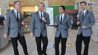 New Jersey Nights perform at Branson Tourism Center Video