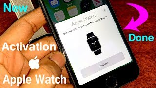 Apple Watch Activation Lock Bypass/Remove iCloud Lock ON Apple Watch Without Apple ID dONE!