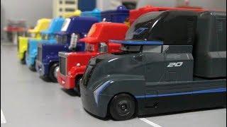 Disney Cars 3 Mack Truck Drive Play Toys  디즈니 카 3 맥 트럭 운전놀이 장난감