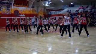 JUMP   Flo Rida  DANCE ROUTINE