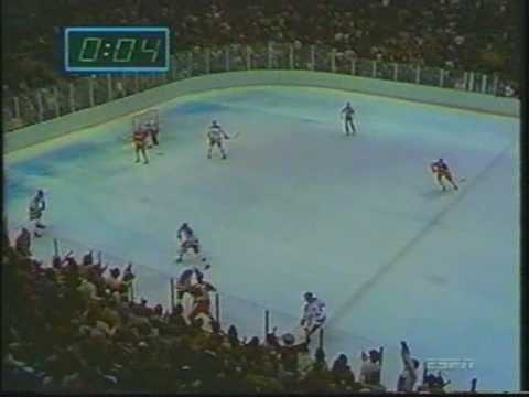 "On this day 39 years ago, the United States defeated the Soviet Union in the Winter Olympics ice hockey event, now known as the ""Miracle on Ice"""