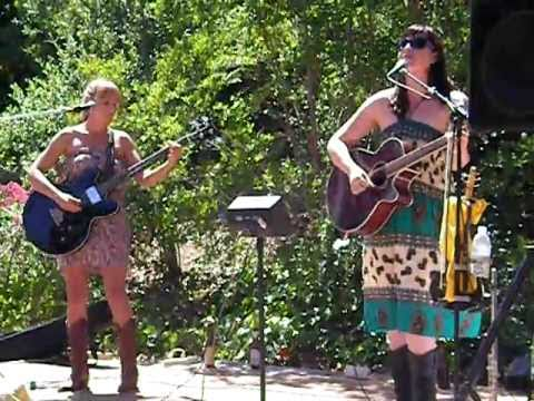 Sister Eclipse play Float Away With Me live in Ojai, CA