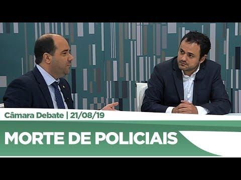 Morte de policiais: deputados do Rio analisam o tema na Câmara