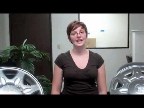 SRX Rims & SRX Wheels - Video of our Cadillac Factory, Original, OEM, stock new & used rim Co.