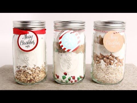 Video 3 DIY Baking Mixes - Edible Gifts