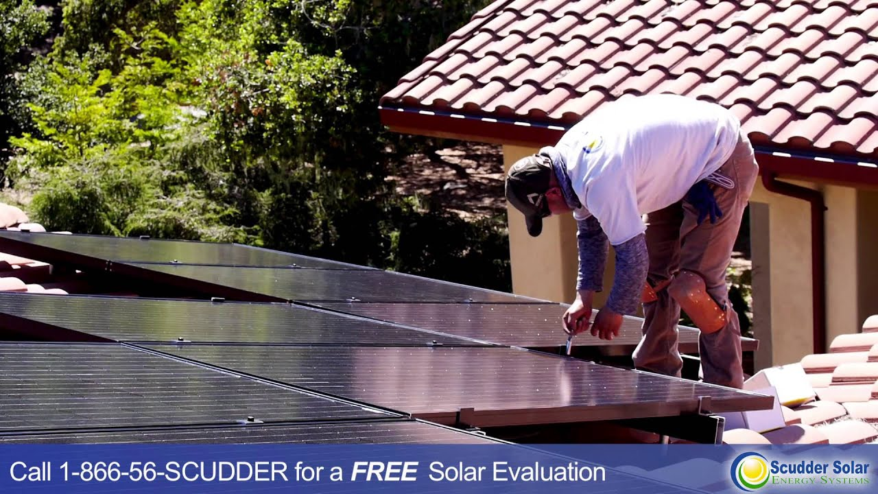 Scudder Solar Job of the Week