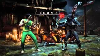 Mortal Kombat X kung jin