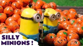 minions eat banana - मुफ्त ऑनलाइन वीडियो