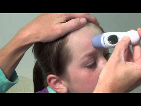 How to Use a Digital Infrared Thermometer