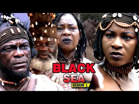 Black sea 1&2 - Destiny Etico 2019 New Movie ll 2019 Latest Nigerian Nollywood Movie