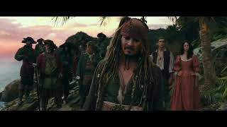 Pirates of the Caribbean:Dead Men Tell No Tales-Releasing The Black Pearl