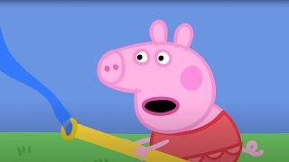 Свинка Пеппа - Cборник 18 (60 минут) - Мультики