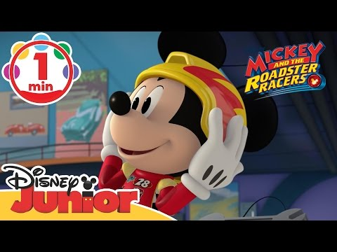 Mickey and the Roadster Races